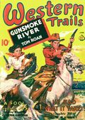 Western Trails (1928-1949 Ace Magazines) Pulp Vol. 25 #4