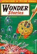 Wonder Stories (1930-1936 Stellar/Continental) Pulp 1st Series Vol. 3 #4