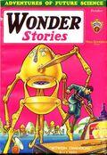 Wonder Stories (1930-1936 Stellar/Continental) Pulp 1st Series Vol. 3 #5