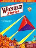 Wonder Stories (1930-1936 Stellar/Continental) Pulp 1st Series Vol. 3 #6