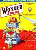Wonder Stories (1930-1936 Stellar/Continental) Pulp 1st Series Vol. 3 #7