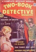 Two-Book Detective Magazine (1933-1935) Pulp Vol. 1 #7