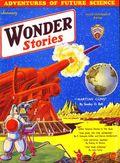 Wonder Stories (1930-1936 Stellar/Continental) Pulp 1st Series Vol. 3 #8