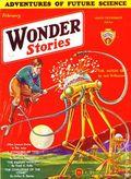 Wonder Stories (1930-1936 Stellar/Continental) Pulp 1st Series Vol. 3 #9