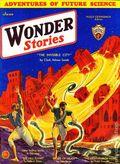 Wonder Stories (1930-1936 Stellar/Continental) Pulp 1st Series Vol. 4 #1