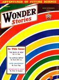 Wonder Stories (1930-1936 Stellar/Continental) Pulp 1st Series Vol. 4 #4