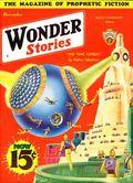 Wonder Stories (1930-1936 Stellar/Continental) Pulp 1st Series Vol. 4 #7