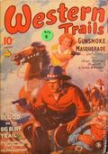 Western Trails (1928-1949 Ace Magazines) Pulp Vol. 26 #2