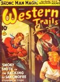 Western Trails (1928-1949 Ace Magazines) Pulp Vol. 27 #4