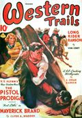 Western Trails (1928-1949 Ace Magazines) Pulp Vol. 28 #1