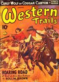 Western Trails (1928-1949 Ace Magazines) Pulp Vol. 28 #2