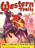 Western Trails (1928-1949 Ace Magazines) Pulp Vol. 28 #4