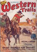 Western Trails (1928-1949 Ace Magazines) Pulp Vol. 29 #1