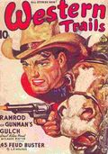 Western Trails (1928-1949 Ace Magazines) Pulp Vol. 31 #3