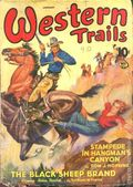 Western Trails (1928-1949 Ace Magazines) Pulp Vol. 31 #4