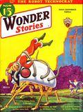 Wonder Stories (1930-1936 Stellar/Continental) Pulp 1st Series Vol. 4 #10