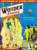Wonder Stories (1930-1936 Stellar/Continental) Pulp 1st Series Vol. 4 #11