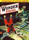 Wonder Stories (1930-1936 Stellar/Continental) Pulp 1st Series Vol. 5 #1