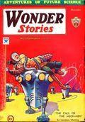 Wonder Stories (1930-1936 Stellar/Continental) Pulp 1st Series Vol. 5 #4