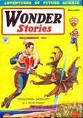 Wonder Stories (1930-1936 Stellar/Continental) Pulp 1st Series Vol. 5 #5