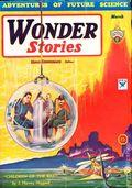 Wonder Stories (1930-1936 Stellar/Continental) Pulp 1st Series Vol. 5 #8