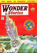 Wonder Stories (1930-1936 Stellar/Continental) Pulp 1st Series Vol. 5 #10