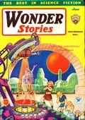 Wonder Stories (1930-1936 Stellar/Continental) Pulp 1st Series Vol. 6 #1