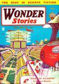 Wonder Stories (1930-1936 Stellar/Continental) Pulp 1st Series Vol. 6 #2