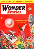 Wonder Stories (1930-1936 Stellar/Continental) Pulp 1st Series Vol. 6 #3