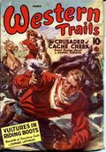 Western Trails (1928-1949 Ace Magazines) Pulp Vol. 33 #3