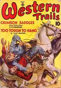 Western Trails (1928-1949 Ace Magazines) Pulp Vol. 33 #4