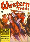 Western Trails (1928-1949 Ace Magazines) Pulp Vol. 34 #3