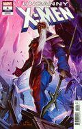 Uncanny X-Men (2018 5th Series) 4E