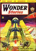 Wonder Stories (1930-1936 Stellar/Continental) Pulp 1st Series Vol. 6 #5