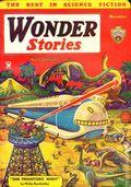 Wonder Stories (1930-1936 Stellar/Continental) Pulp 1st Series Vol. 6 #6