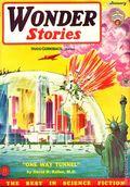 Wonder Stories (1930-1936 Stellar/Continental) Pulp 1st Series Vol. 6 #8