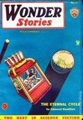 Wonder Stories (1930-1936 Stellar/Continental) Pulp 1st Series Vol. 6 #10