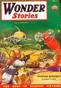 Wonder Stories (1930-1936 Stellar/Continental) Pulp 1st Series Vol. 6 #11