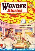 Wonder Stories (1930-1936 Stellar/Continental) Pulp 1st Series Vol. 6 #12