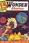 Wonder Stories (1930-1936 Stellar/Continental) Pulp 1st Series Vol. 7 #2