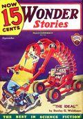 Wonder Stories (1930-1936 Stellar/Continental) Pulp 1st Series Vol. 7 #4
