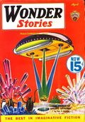 Wonder Stories (1930-1936 Stellar/Continental) Pulp 1st Series Vol. 7 #8