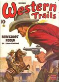 Western Trails (1928-1949 Ace Magazines) Pulp Vol. 40 #3