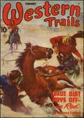 Western Trails (1928-1949 Ace Magazines) Pulp Vol. 40 #4