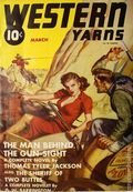 Western Yarns (1941-1944 Columbia) Pulp 2nd series Vol. 1 #1