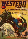 Western Yarns (1941-1944 Columbia) Pulp 2nd series Vol. 1 #3