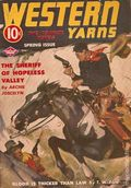 Western Yarns (1941-1944 Columbia) Pulp 2nd series Vol. 3 #1