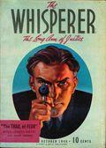 Whisperer (1940-1942 Street & Smith) Pulp 2nd Series Vol. 1 #1