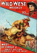 Wild West Weekly (1927-1943 Street & Smith) Pulp Vol. 26 #1