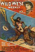 Wild West Weekly (1927-1943 Street & Smith) Pulp Vol. 26 #3